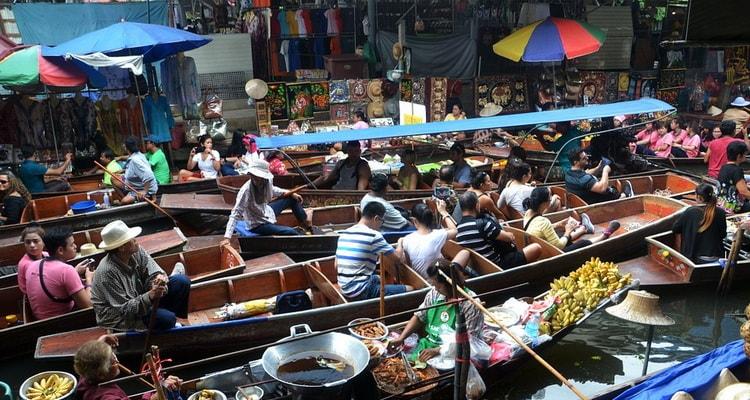 Мелочи, которые удивляют в Бангкоке
