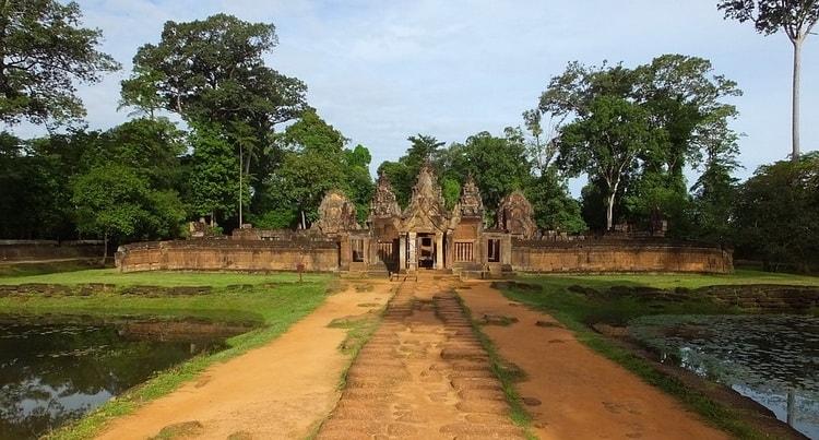 Лучшие достопримечательности мира. Ангкор-Ват