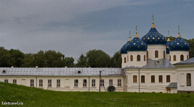 Великий Новгород - Юрьев Монастырь - Витославлицы