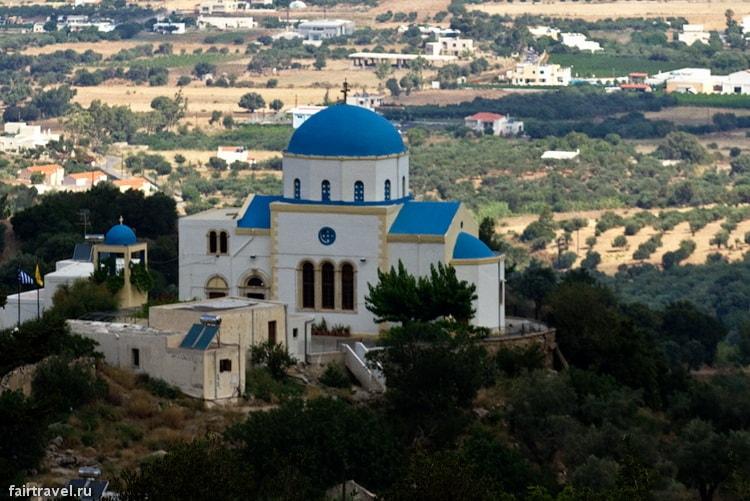 Остров Кос - Родина Гиппократа