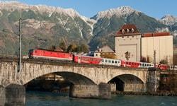 Железнодорожное сообщение в Австрии. Маршруты и цены