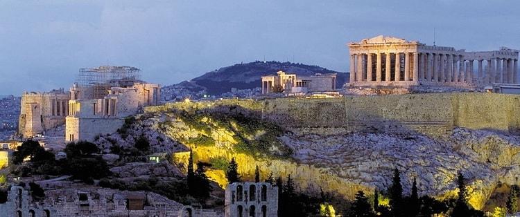 Греция. Отдых в Греции, города, достопримечательности