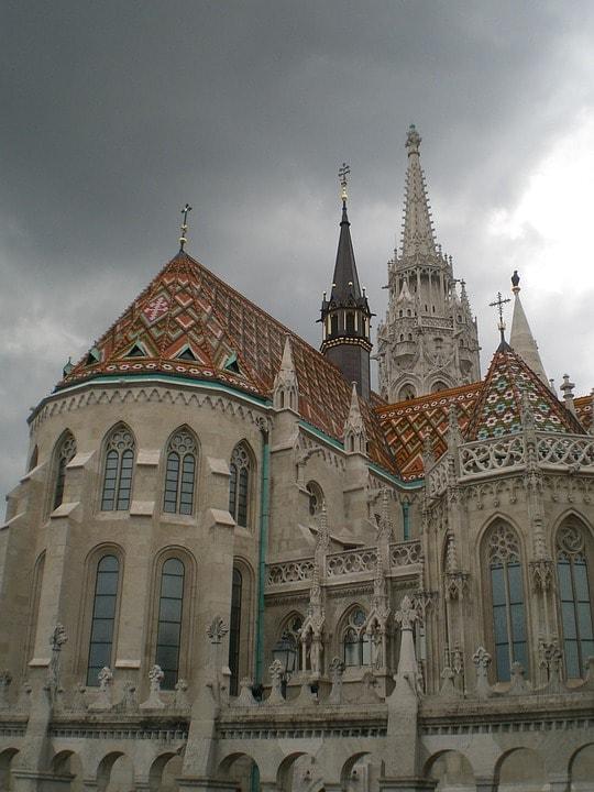 Достопримечательности Будапешта. Церковь Святого Матьяша