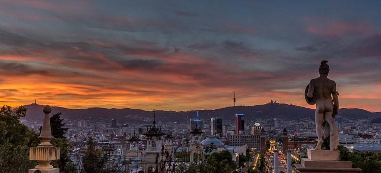 Барслеона, города Испании