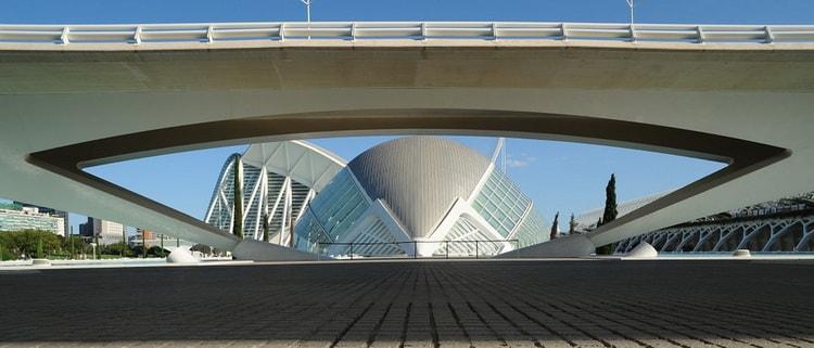 Валенсия города Испании