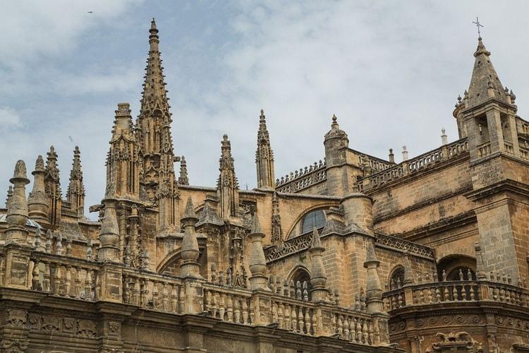 Севилья города Испании