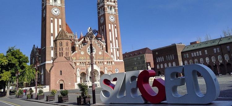 Что посетить в Венгрии. Достопримечательности. Сегед