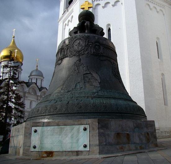 Музеи Москвы. Царь-пушка и Царь-колокол