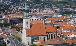 Способы передвижения по Братиславе. Транспорт - столицы...