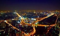 Бангкок многоликий город