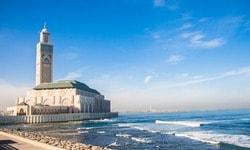 Касабланка – город в Марокко