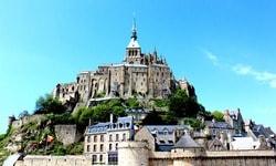 Франция. Мон-Сен-Мишель. Крепость или замок?