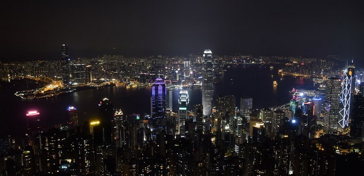 Лучшие достопримечательности мира. Пик Виктория, Гонконг