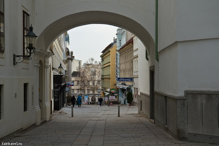 Венская обзорочка. Фото