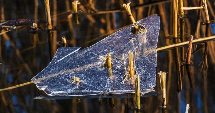 Как сделать красивое фото льда. Советы фотографам и путешественникам
