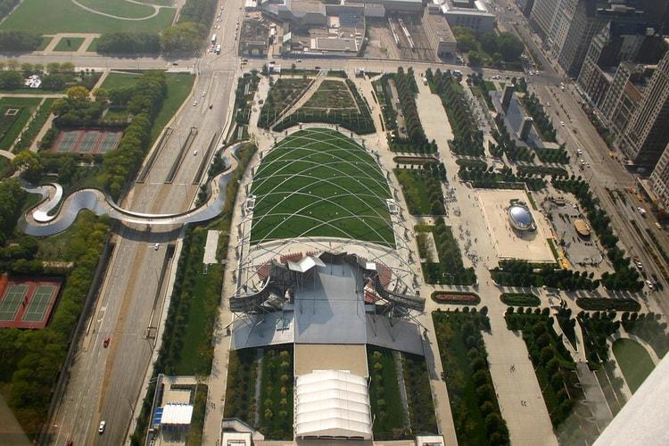 Чикаго - город ветров, США