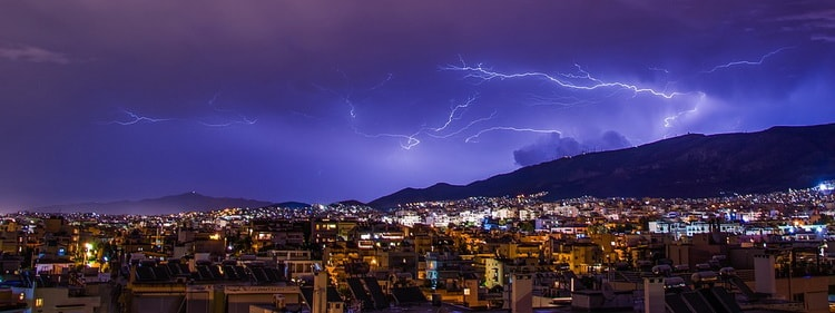 Греция. Отых в Греции, города, достопримечательности
