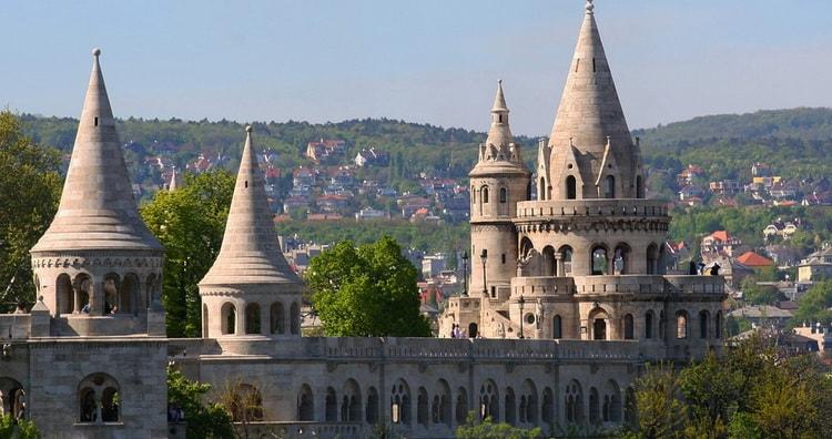 Достопримечательности Будапешта. Рыбацкий бастион