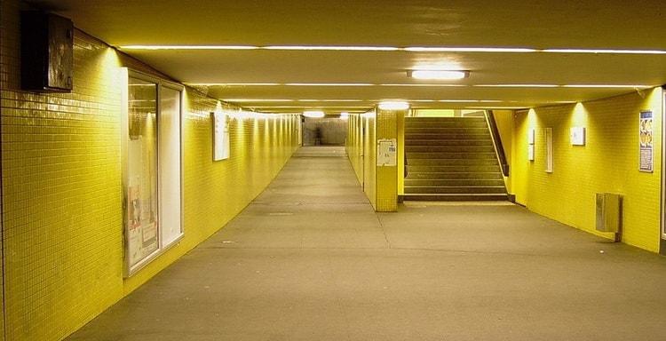 Метро Берлина - шедевр, сотворенный лучшими архитекторами