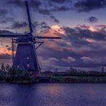 Самые популярные города Нидерландов