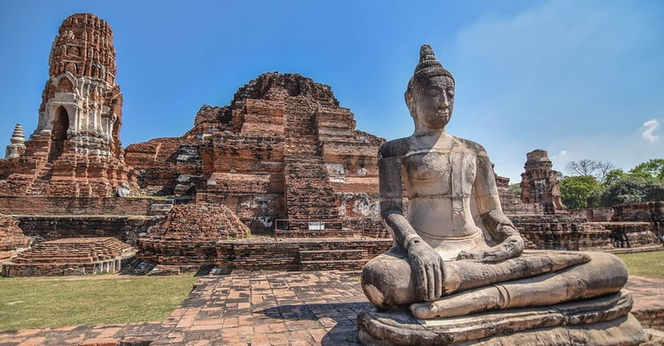 Тайланд. Путешествие в Таиланд. Аютхая