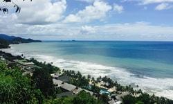 Остров Ко Чанг, Таиланд место для пляжного отдыха