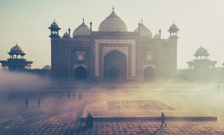 Загадочная Индия. Популярные города. Тадж Махал
