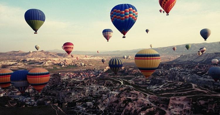 Достопримечательности Турции, Каппадокиия