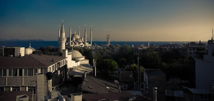 Достопримечательности Турции. Кафедральный собор, Стамбул