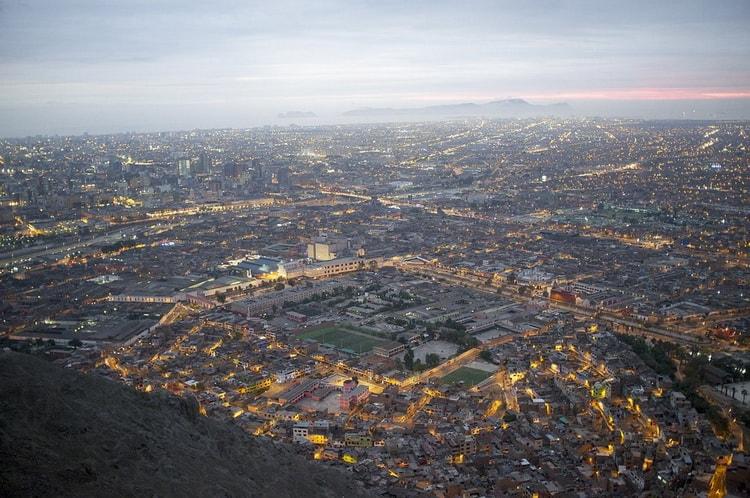 Южная Америка, Лима, Перу