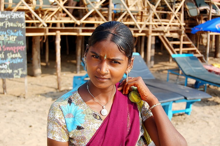 ГОА - маленький штат на западном берегу Индии