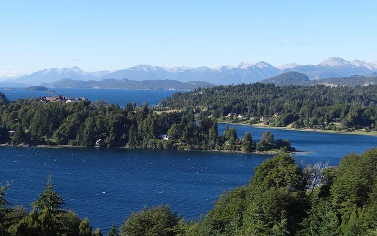 Озеро Барилоче. В помощь туристу: Аргентина
