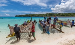 Папуа — Новая Гвинея - государство в регионе «Океания»,