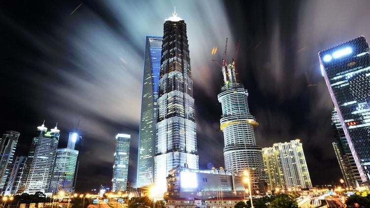Волшебный Шанхай. Пудун