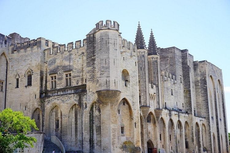Авиньон. Франция. Город в Провансе