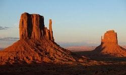 Достопримечательности американских пустынь