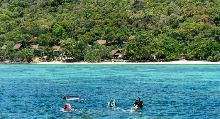 Экскурсии в Тайланде. Подводные погружения, йога...
